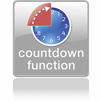 Countdown function