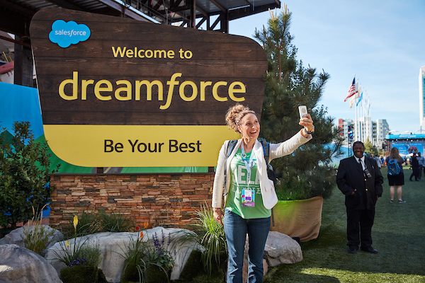 Salesforce for Small Business Advantage of Dreamforce Community: Salesforce for Small Business