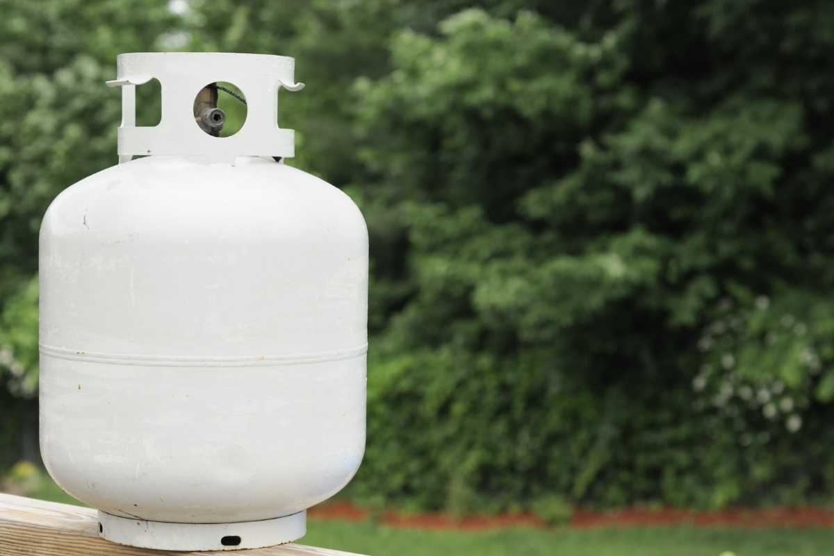 how to find how long a propane tank will last for your campfire