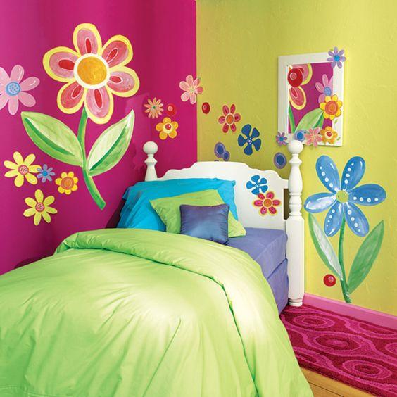 paredes de alto contraste para os mais pequenos
