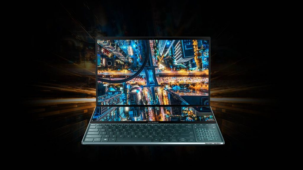 This image has an empty alt attribute; its file name is ZenBook-Pro-Duo_UX581_Sales-kit_MP4-1024x576.jpg