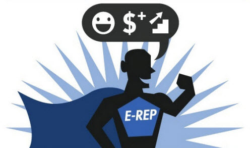 5 steps to establishing your e-Rep