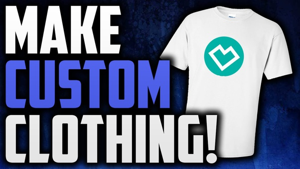 Create Custom Clothing