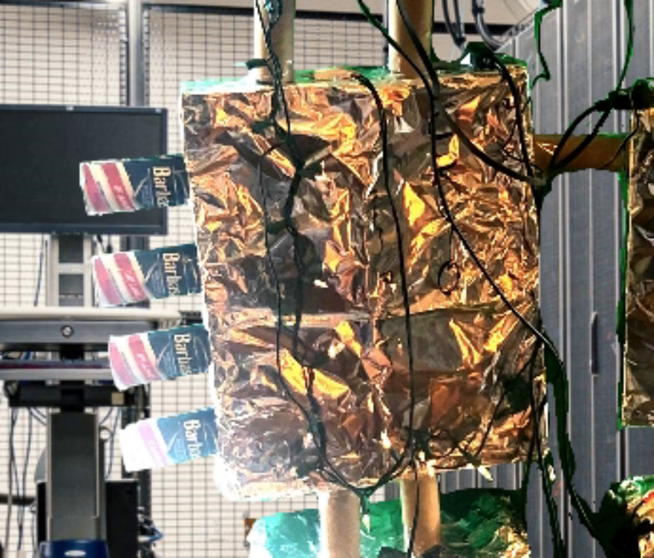 Quantum Computer Low-Cost Barbasol 0Kelvin Near Free Electron Cryo Unit