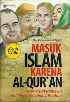 Masuk Islam Karena Al-Qur'an | RBI