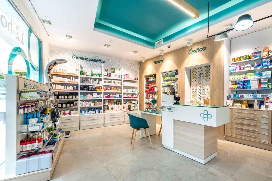 Diseño de Farmacia: Conoce nuestros casos de éxito.