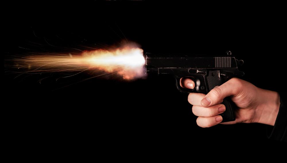 Aplicativos recebem e verificam relatos de disparos de arma de fogo nas cidades brasileiras. (Fonte: Shutterstock)