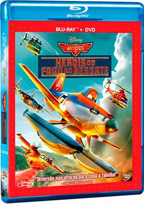 Filme Poster Aviões 2: Heróis do Fogo ao Resgate BDRip XviD Dual Audio & RMVB Dublado