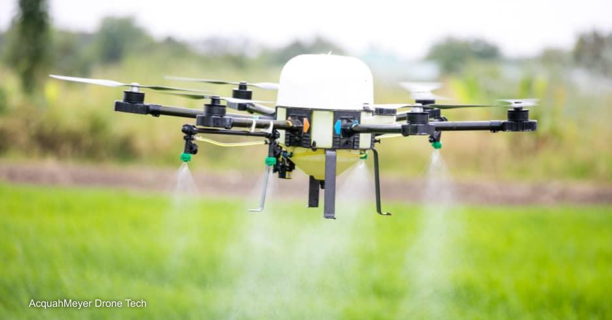 Robots, drones, and AI: The new technology making waves in WASH