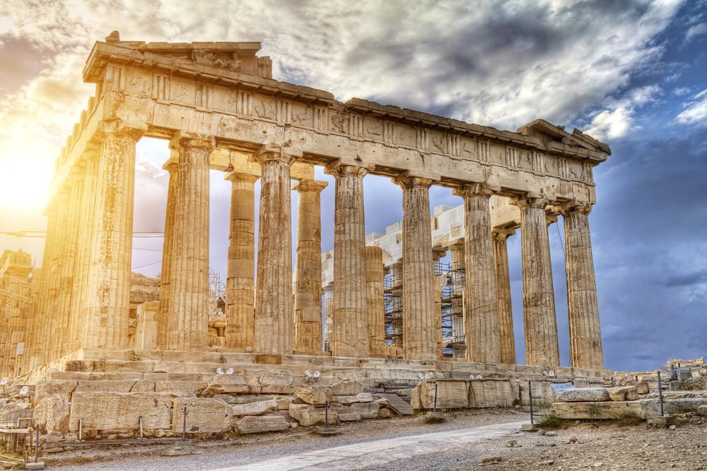 Фото храма Зевса Олимпийского