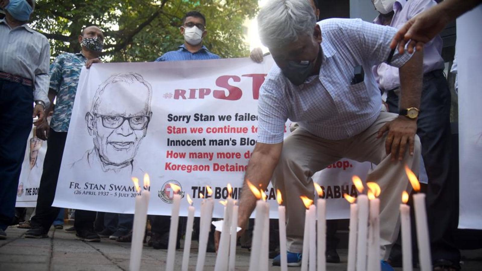 The life and death of Father Stan Swamy | Latest News India - Hindustan  Times