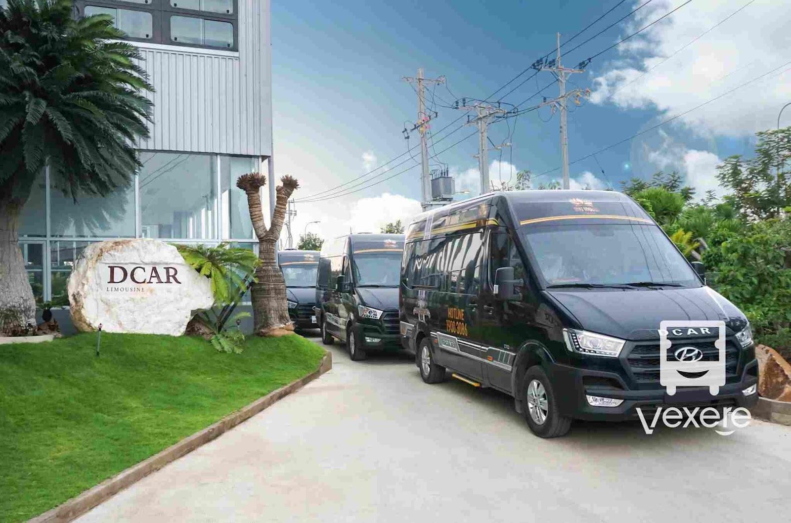 Xe Duy Khang Limousine đi Ninh Bình