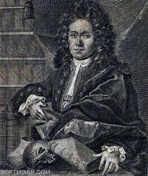 Изобретатель Йохан Бесслер-Portrait_Bessler