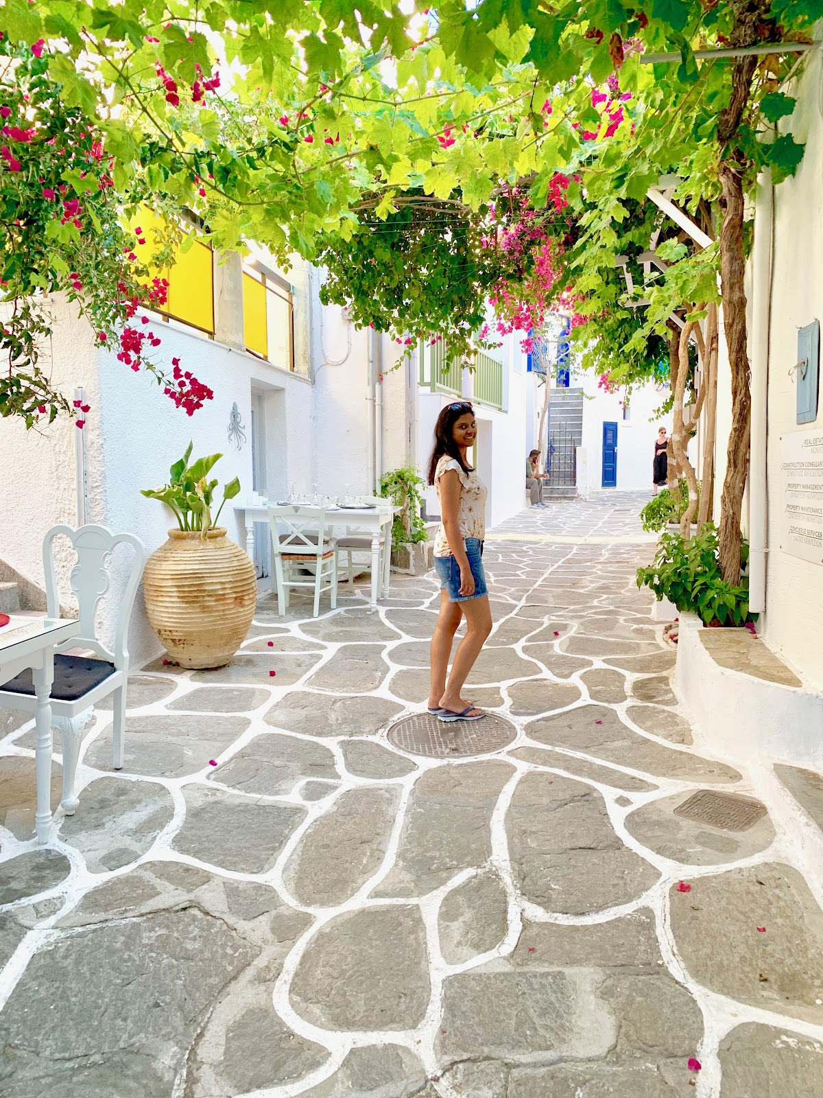 Naoussa Paros - things to do; 2 days in Paros