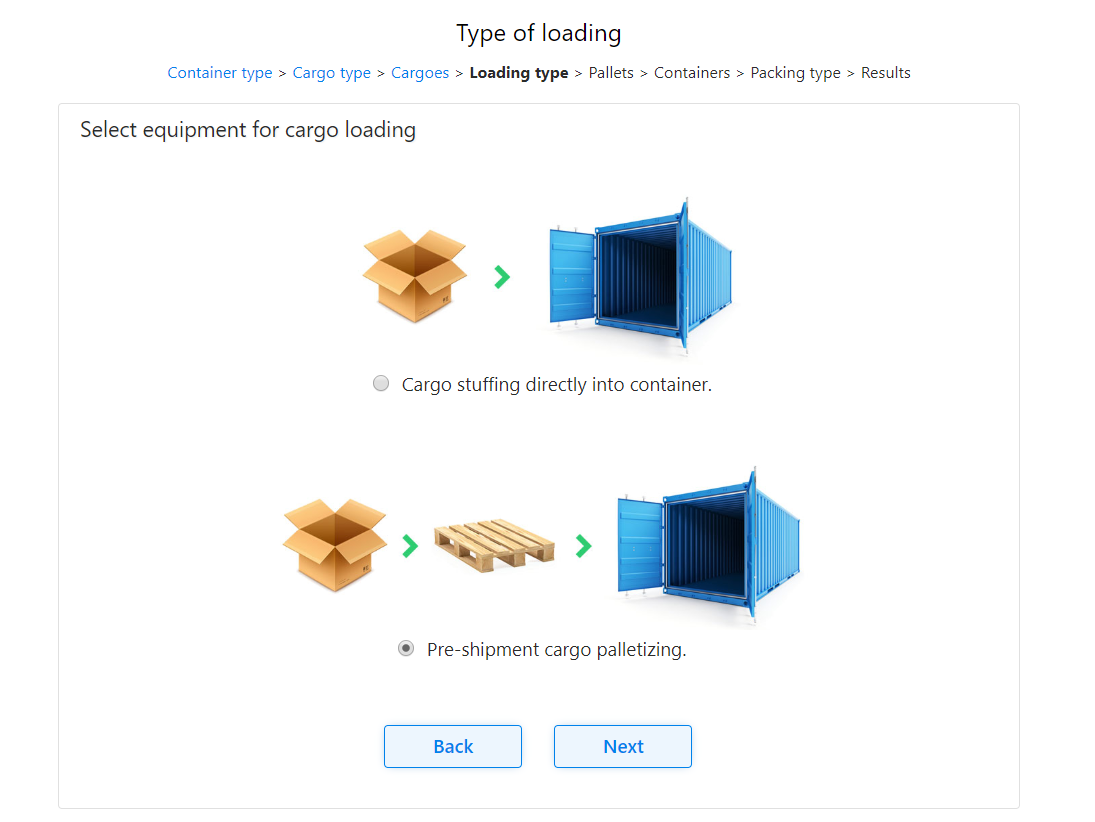 SeaRates Blog: Pallets Usage for Loading Containers and