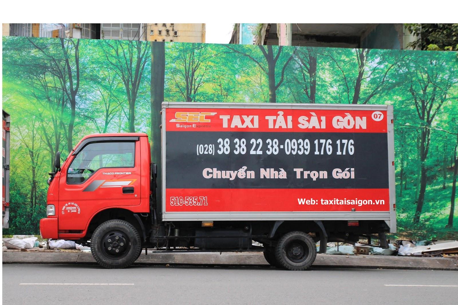 hình ảnh Dịch vụ chuyển nhà trọn gói Saigon Express - số 1