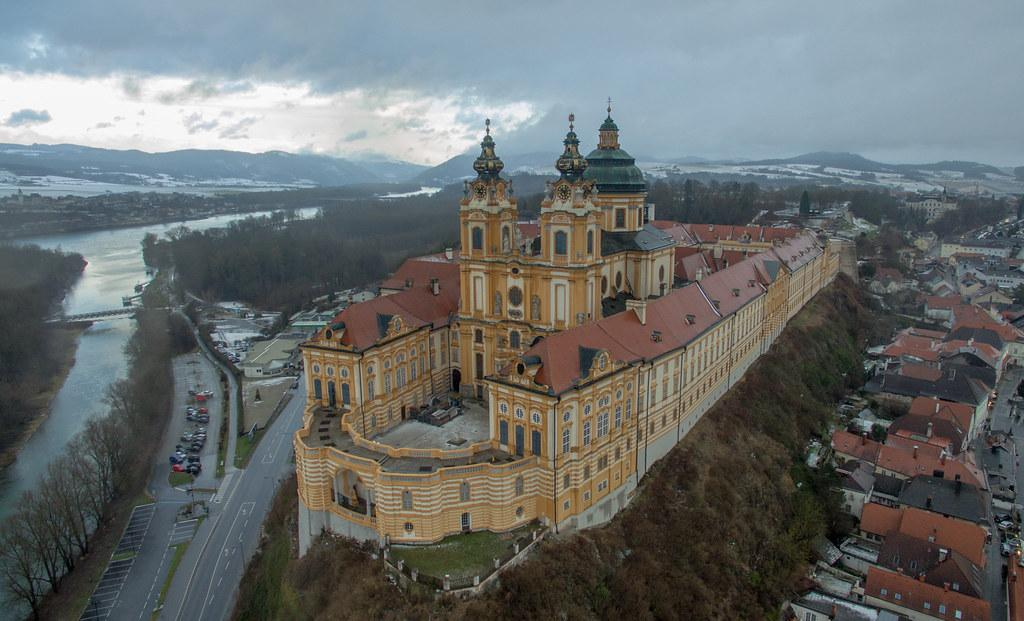Image result for Melk Abbey images