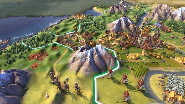 Civilization 6 Системные требования civ 6