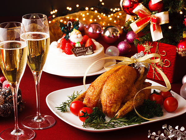 Image result for christmas party food
