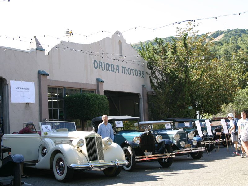 Get Ready for the 11th Annual Orinda Classic Car Show!