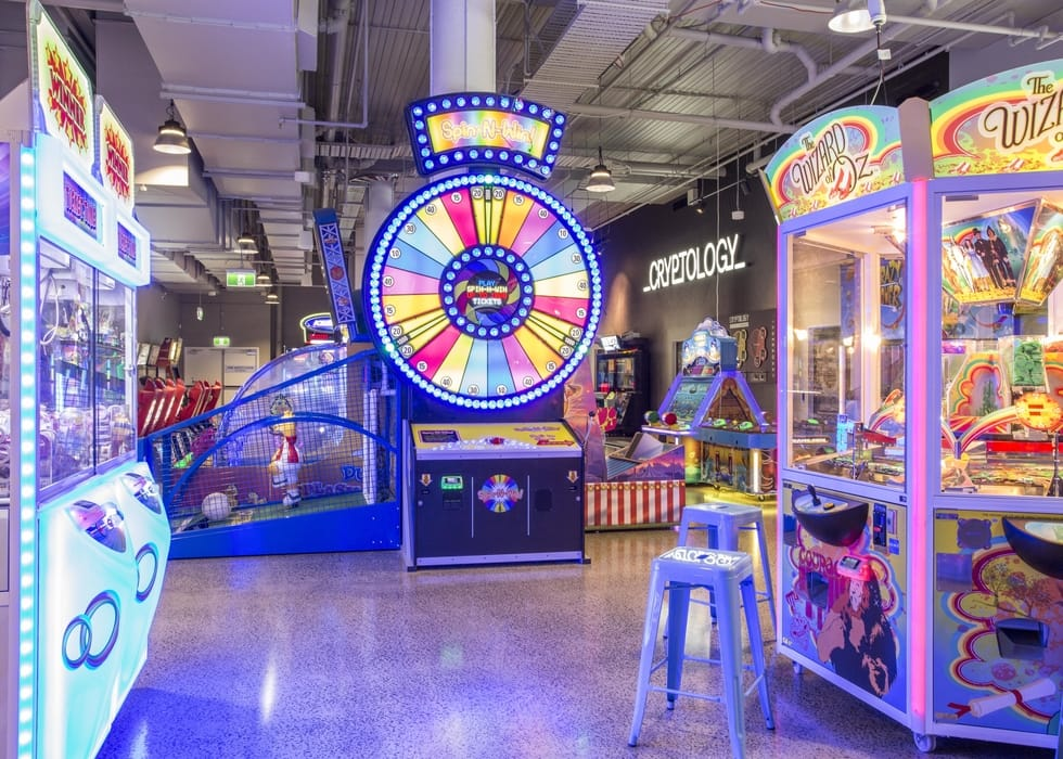 100 things to do in melbourne with kids galactic circus crown casino arcade