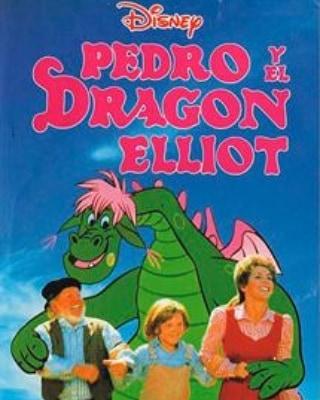 Pedro y el dragón Elliot (1977, Don Chaffey)