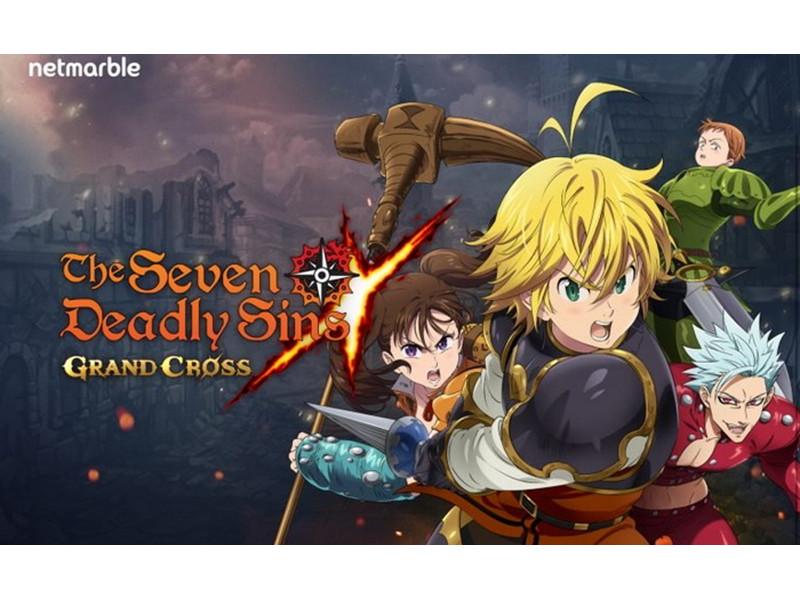 Tin vui cho cộng đồng yêu thích Manga Việt, Thất Hình Đại Tội: Grand Cross đã xác nhận thời điểm ra mắt chính thức trên Mobile - Ảnh 3.