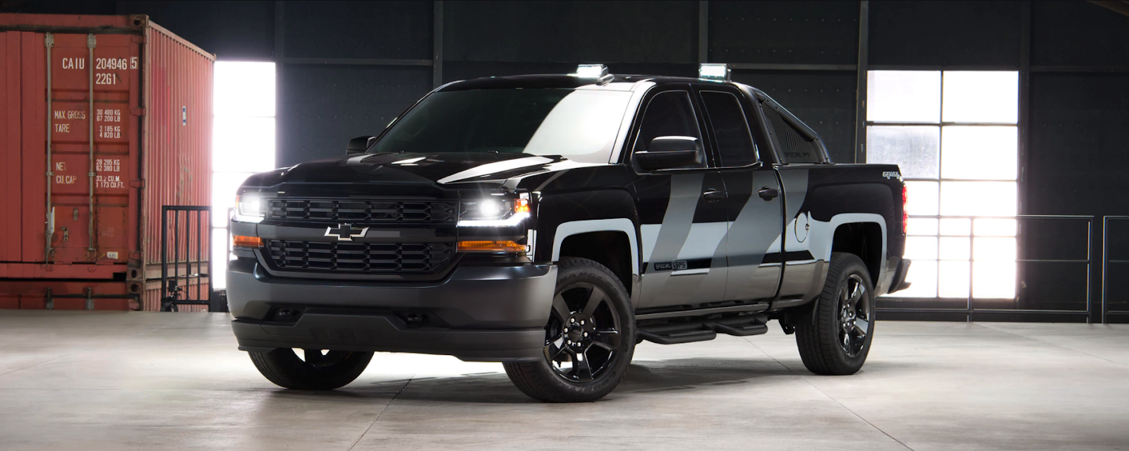 Chevrolet Special Edition Trucks >> 2017 Chevy Silverado Special Edition Breakdown Landers