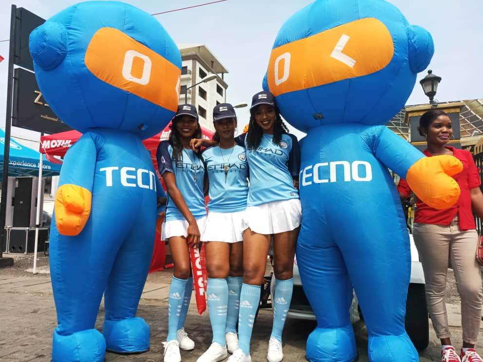 {filename}-Engine Roars And Tyre Squeals As Tecno Powers #bimmerfestng2018