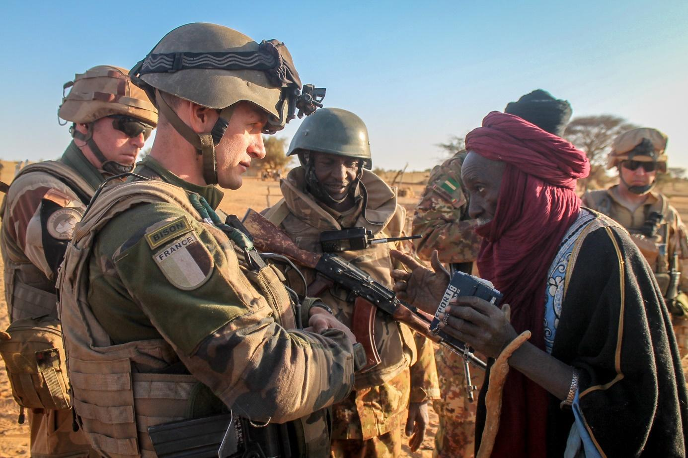 """What Does """"European Defense"""" Look Like? The Answer Might Be in the Sahel"""