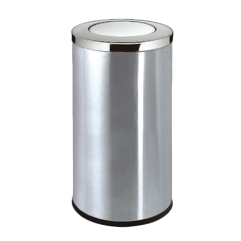 Phân phối thùng rác inox nắp lật trên toàn quốc giá cả ưu đãi