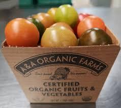 A & A Organic Farms | What We Grow