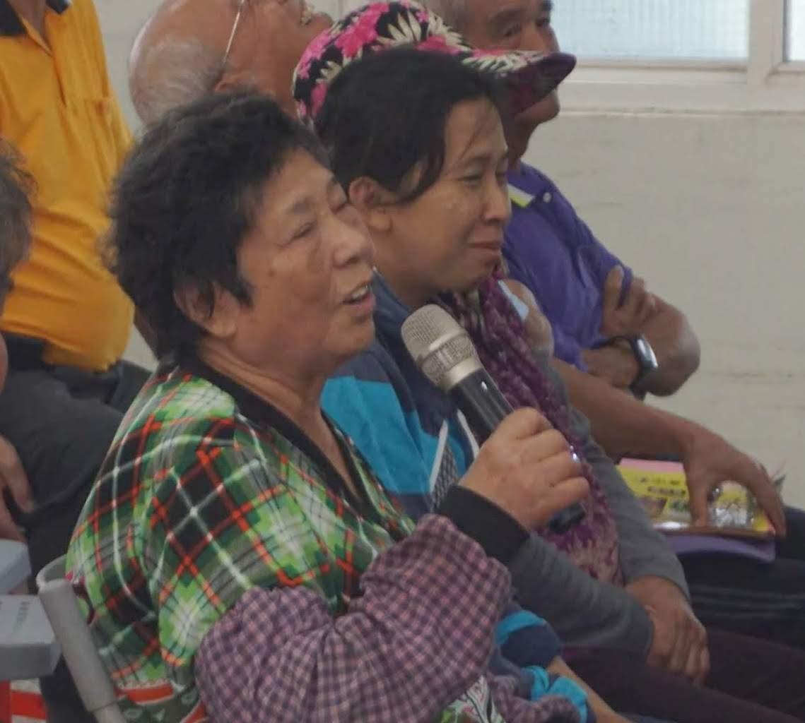 誰說民主不可愛──雲林東勢龍潭村的參與式預算