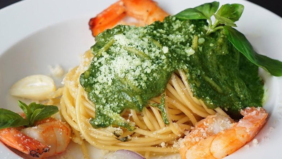 Nấu cùng tôm để món ăn dinh dưỡng hơn