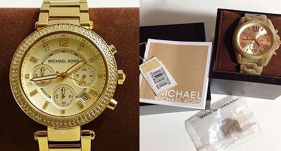 Sổ tay bảo hành đồng hồ Michael Kors chính hãng