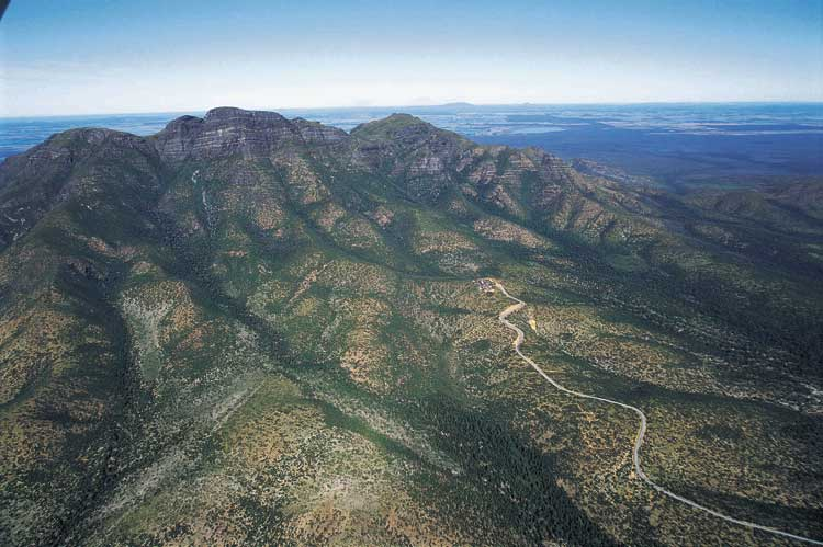 Bluff Knoll - Stirling Range National Park, WA