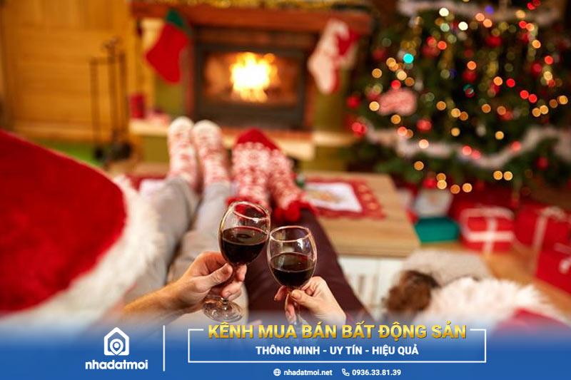 Giáng sinh là dịp để tình yêu thăng hoa và thêm gắn bó