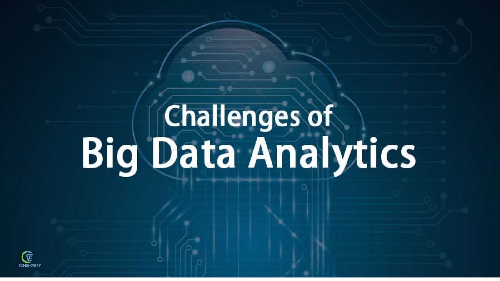 The Challenges of Big Data Analytics