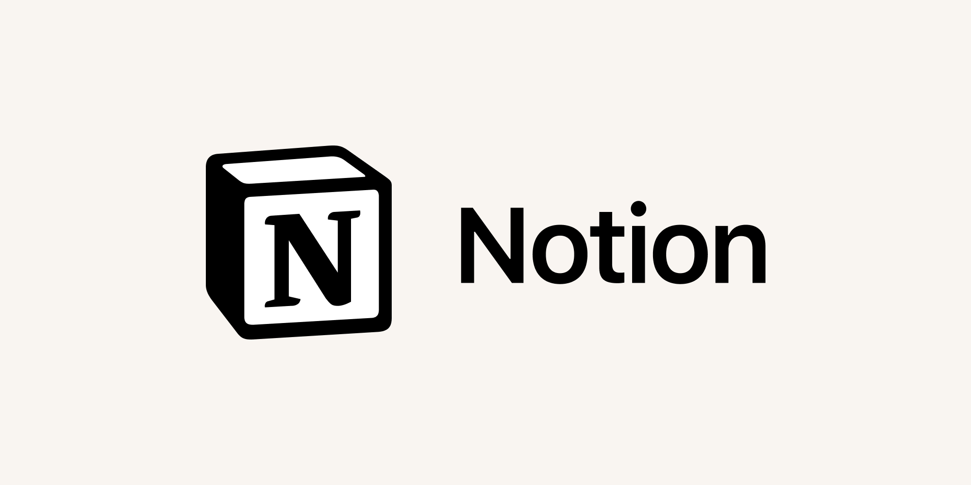 Logo de Notion