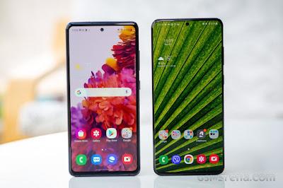 مميزات وعيوب هاتف Samsung Galaxy S20 FA