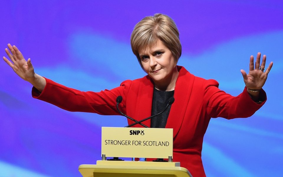Image result for nicola sturgeon snp