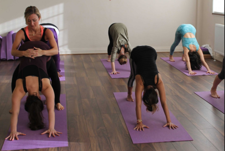 Jiva Health  | GoSweat | The 5 Best Wimbledon Yoga Studios