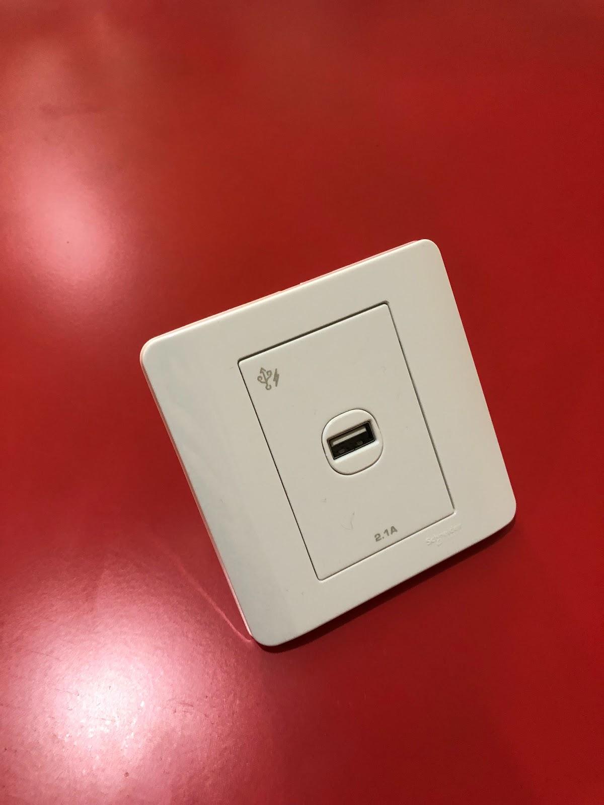 Ini Alasan Penghuni Rumah Cerdas Wajib Memasang USB Charger Socket