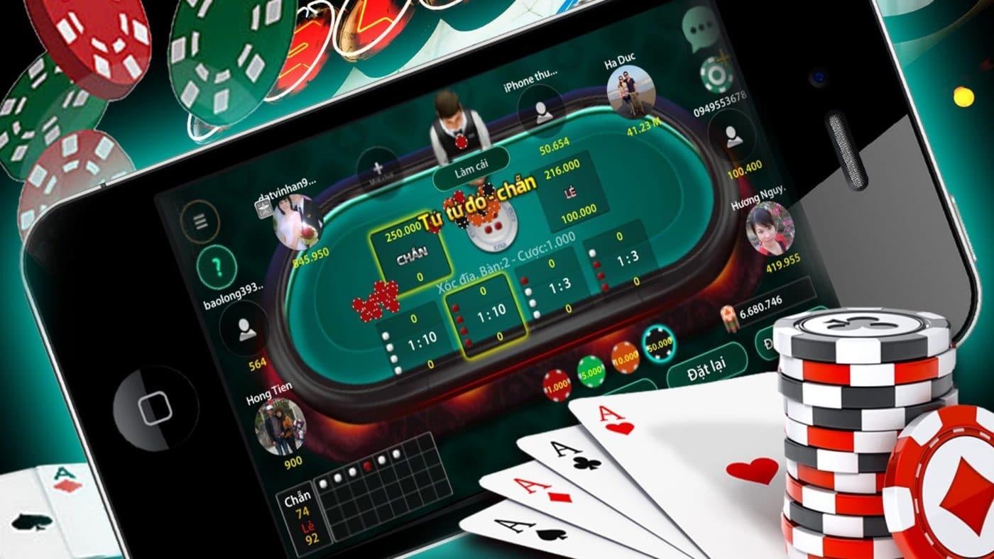 Game đánh bài Roulette casino hấp dẫn