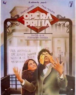 Ópera prima (1980, Fernando Trueba)