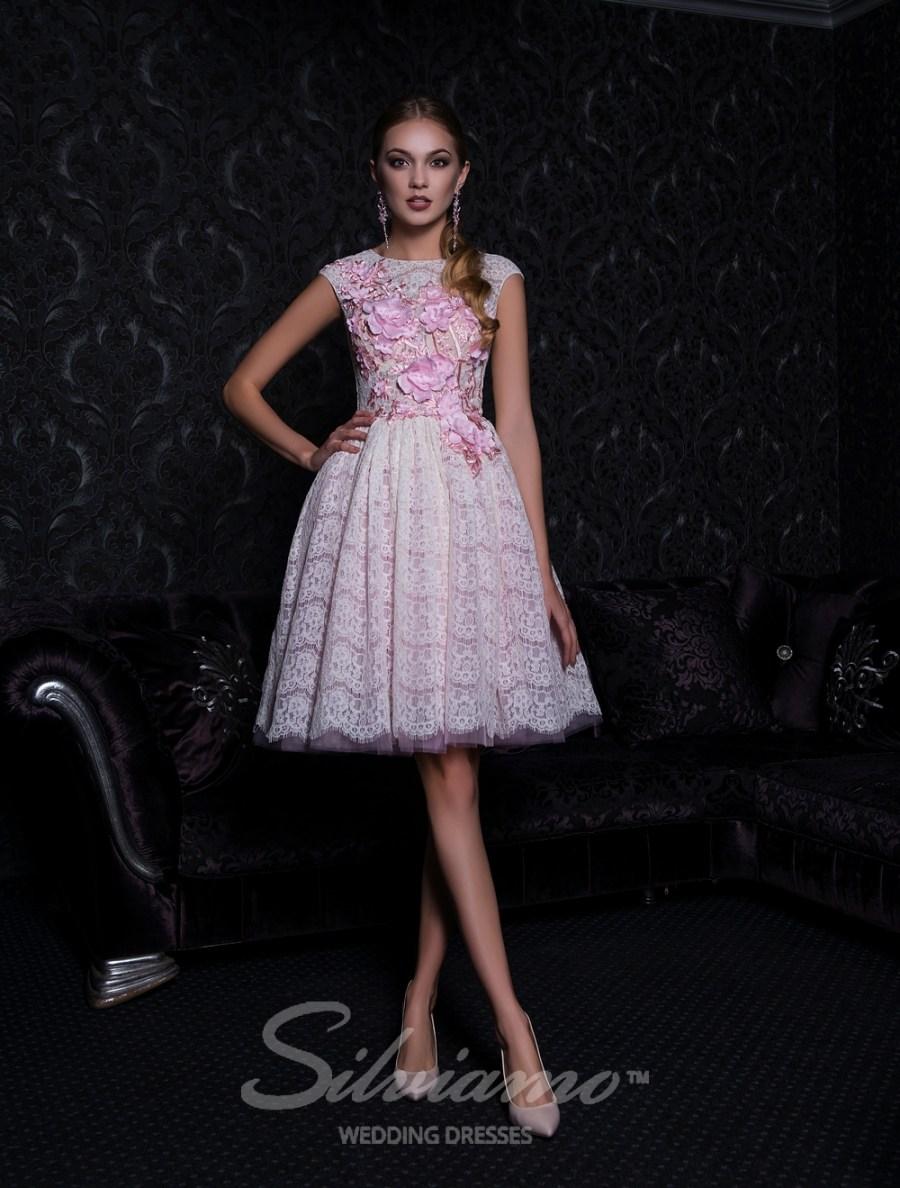 Вечернее платье беби долл