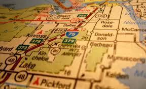 地圖和當地小手冊