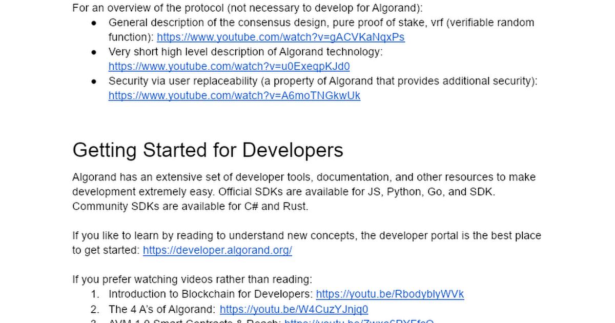BuildWeb3, UC Berkeley, Resource Kit