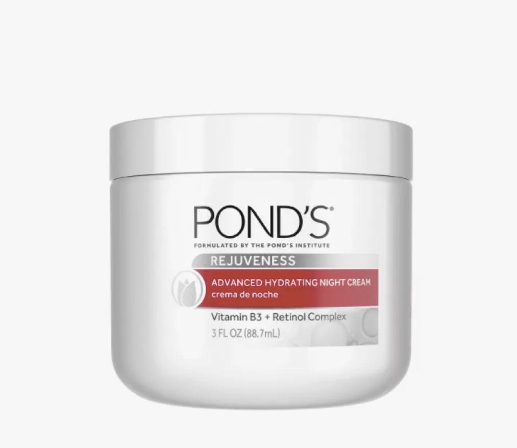 3. Pond's Advanced Hydrating Night Cream