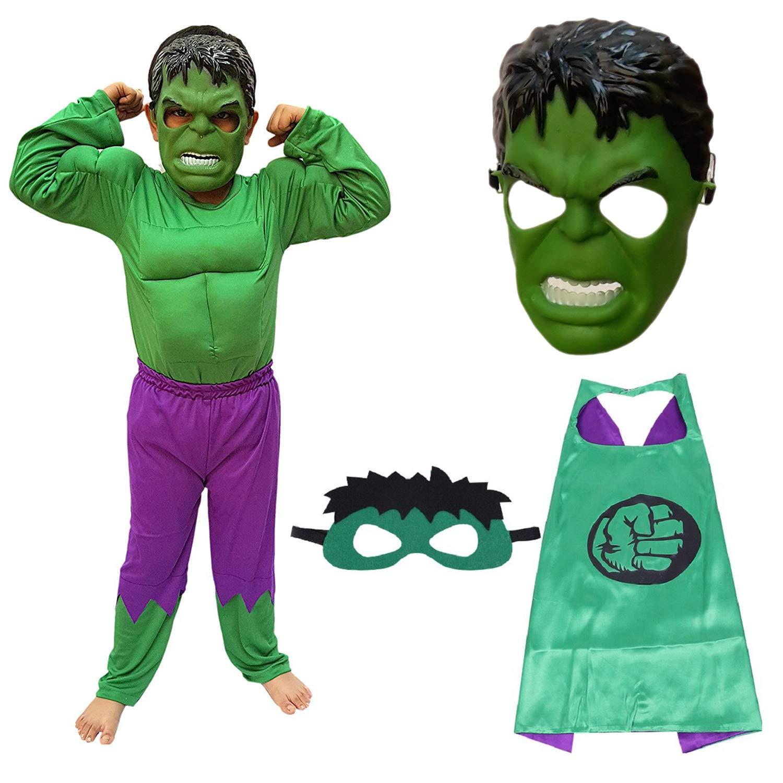 Hulk Costume With Robe